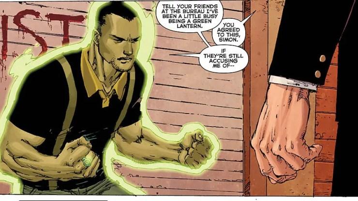 Green Lanterns: Rebirth #1 Review