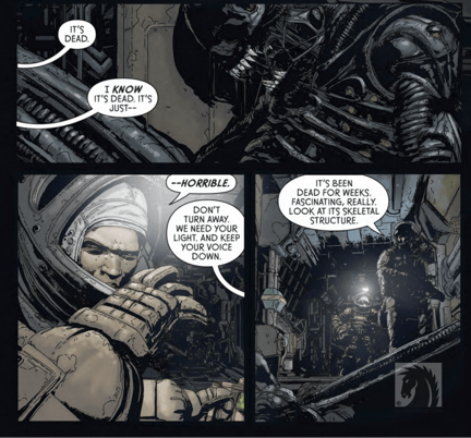 Aliens: Defiance #2 Review