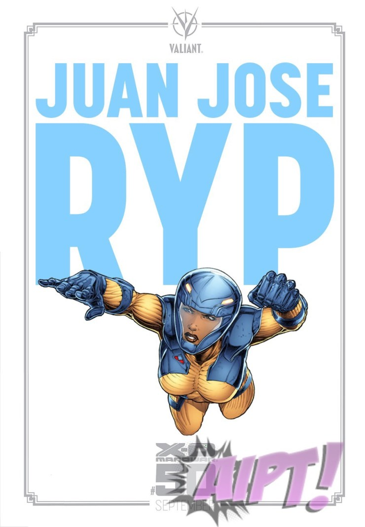 [EXCLUSIVE] Valiant Preview: X-O Manowar #50 Jam Teasers