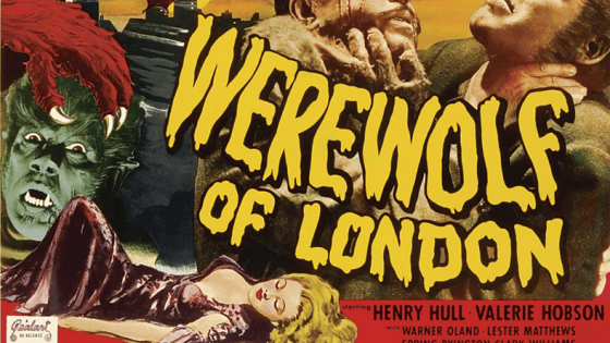 Werewolf of London (1935) Review