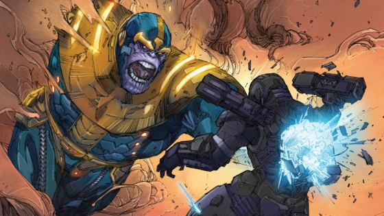 The Ultimates #8 Review