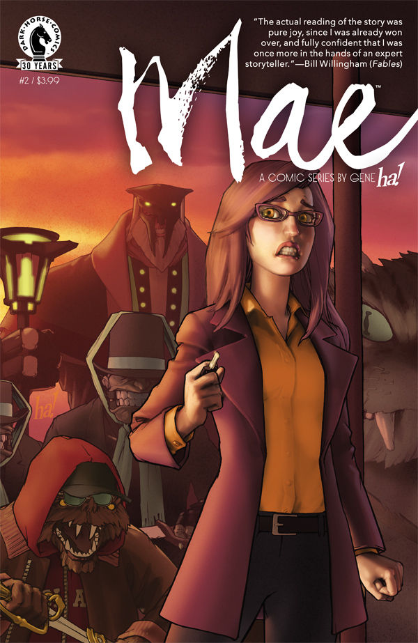 Mae #2 Review