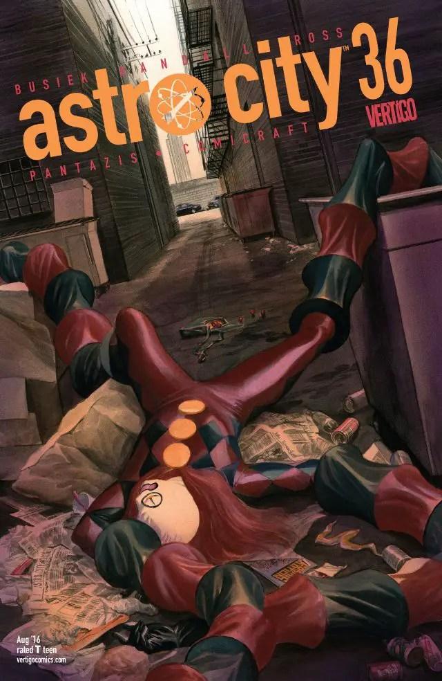Astro City #36 Review