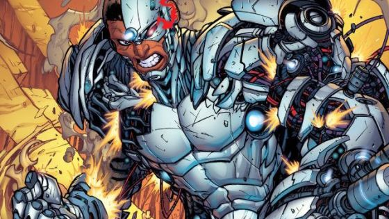Cyborg is one of those heroes that should probably be way more popular than he is. I mean, he's the biggest technology based hero there is, and aren't we all using technology all the time? It's all about good art and strong storytelling to sell a character though, so the question remains, is it good?