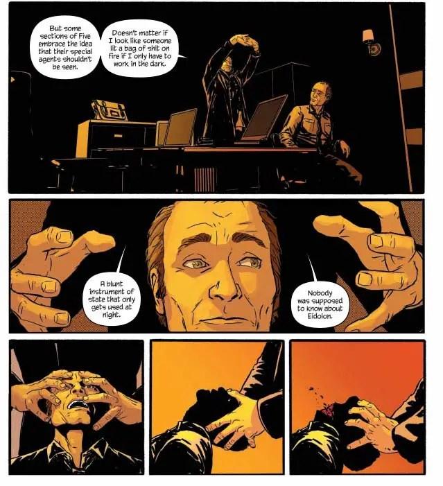 James Bond #7 Review
