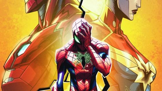 Marvel Preview: Civil War II: Amazing Spider-Man #1