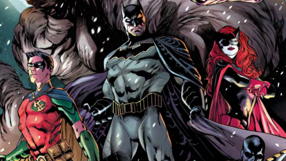 Though it's been mostly change, one thing that has come back thanks to DC's 'Rebirth' event is the original numbering for both Action and Detective Comics.  So, sometime in the future, we'll actually reach #1,000.  That's pretty cool, but in the meantime, let's see check out what the new creative team DC has for us for #934.  Is it good?