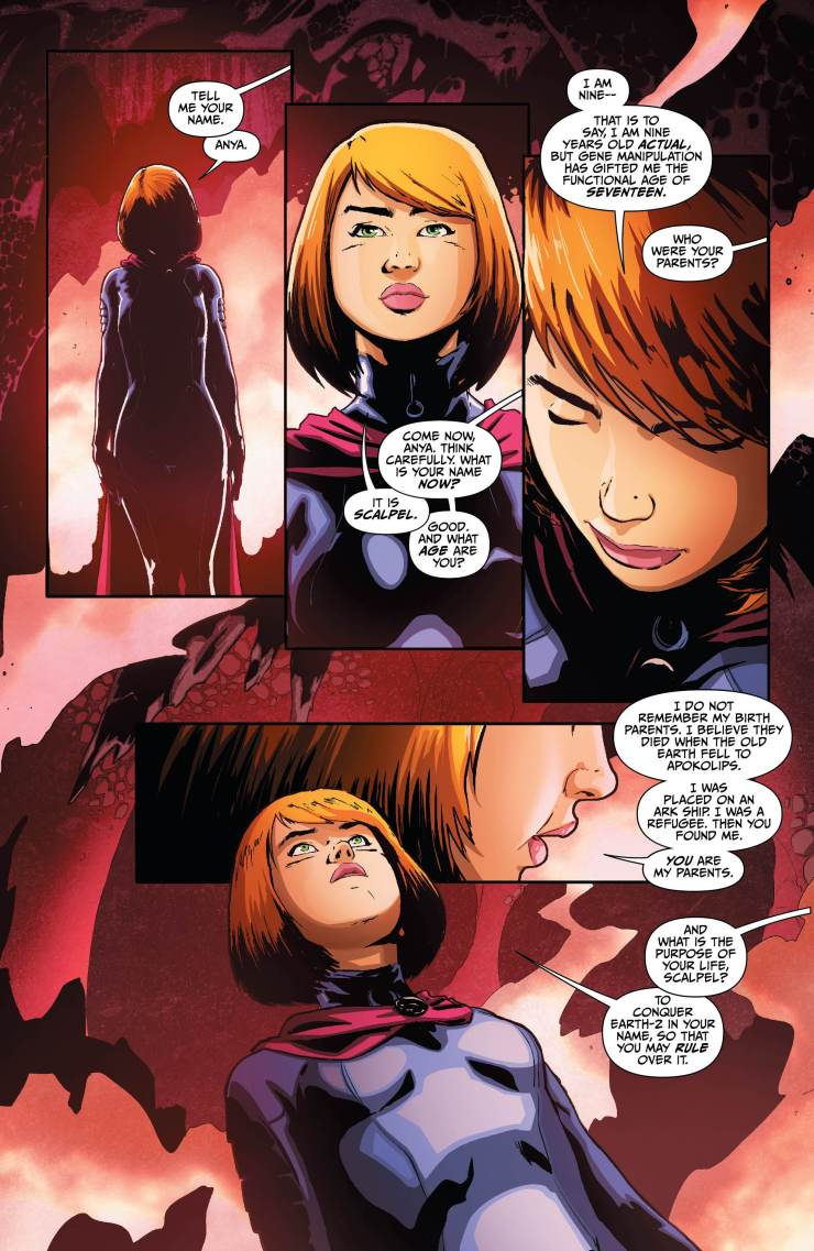 Earth 2: Society #13 Review