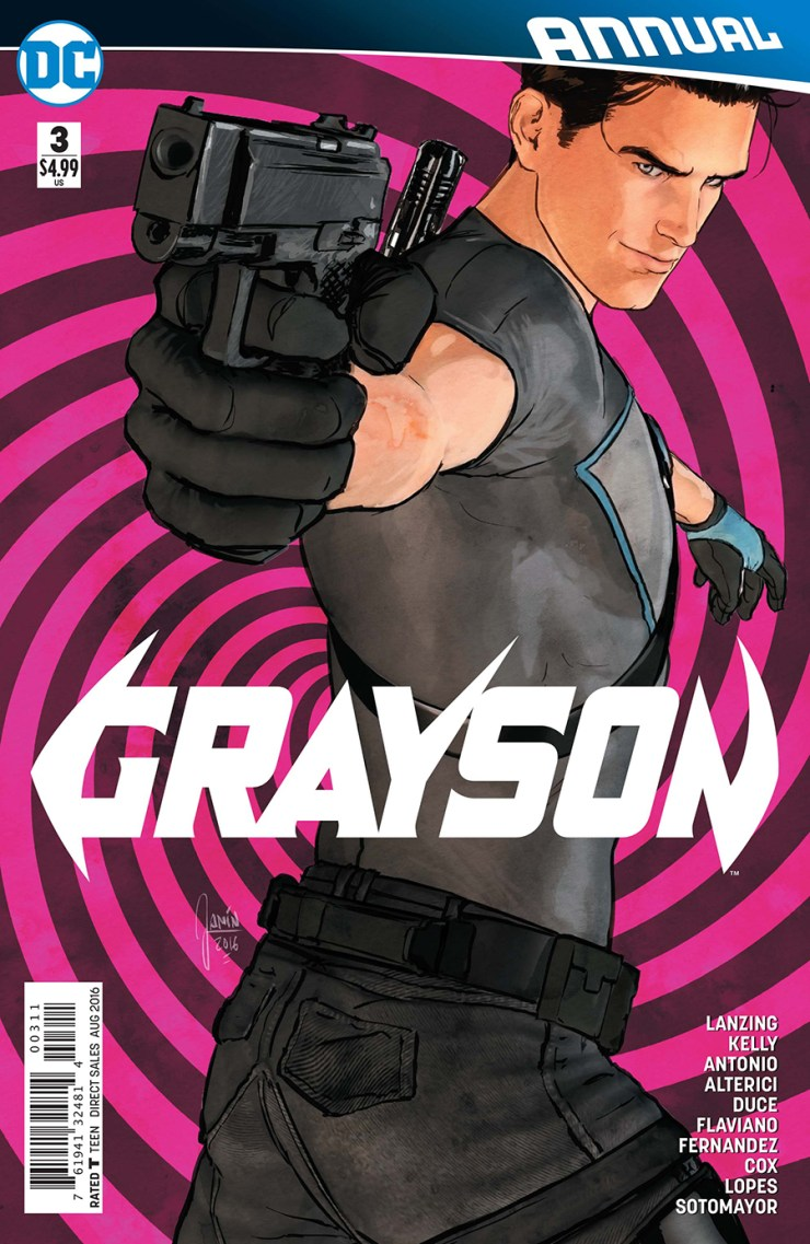Grayson Annual #3 Review