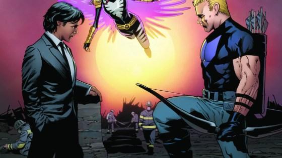 Marvel Preview: New Avengers #12
