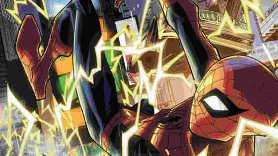 Spidey vs. Electro! And this time, Electro is powered by all the electricity of New York City! Rated T