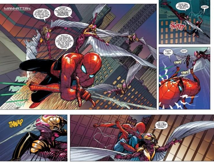 Civil War II: Amazing Spider-Man #1 Review