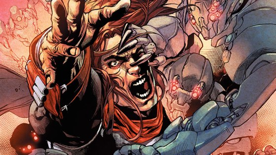 Valiant Preview: Wrath of the Eternal Warrior #8