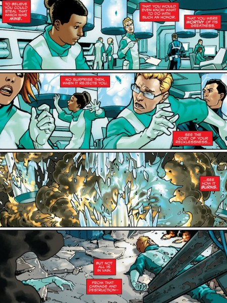 Captain America: Steve Rogers #2 Review