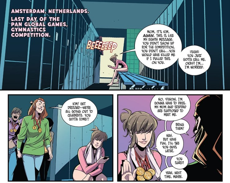Mighty Morphin' Power Rangers: Pink #1 Review