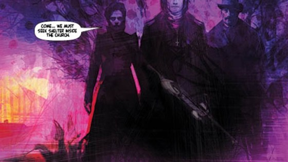 Penny Dreadful #2 Review