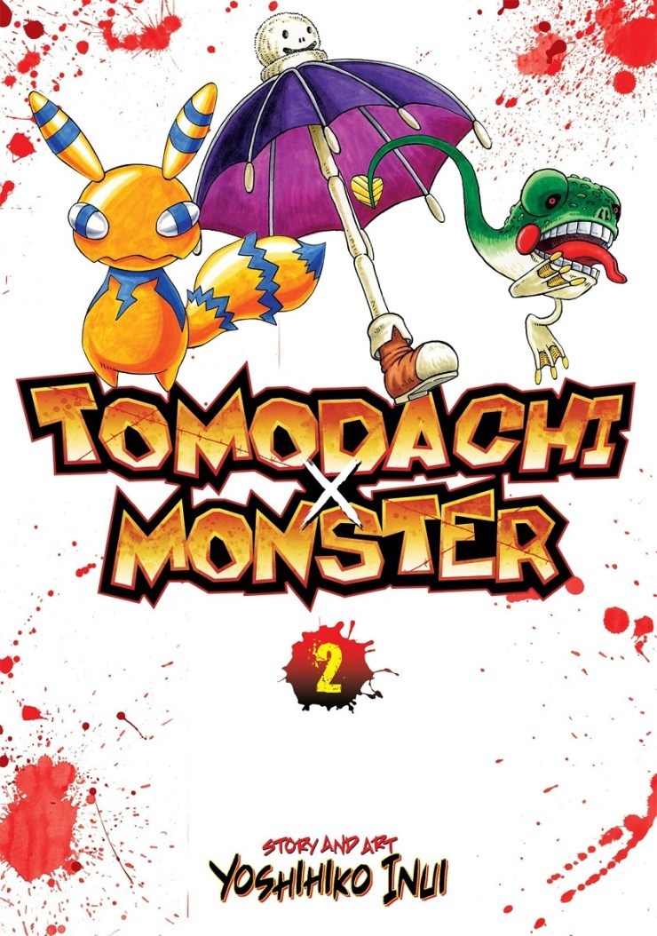 Tomodachi X Monster Vol. 2 Review
