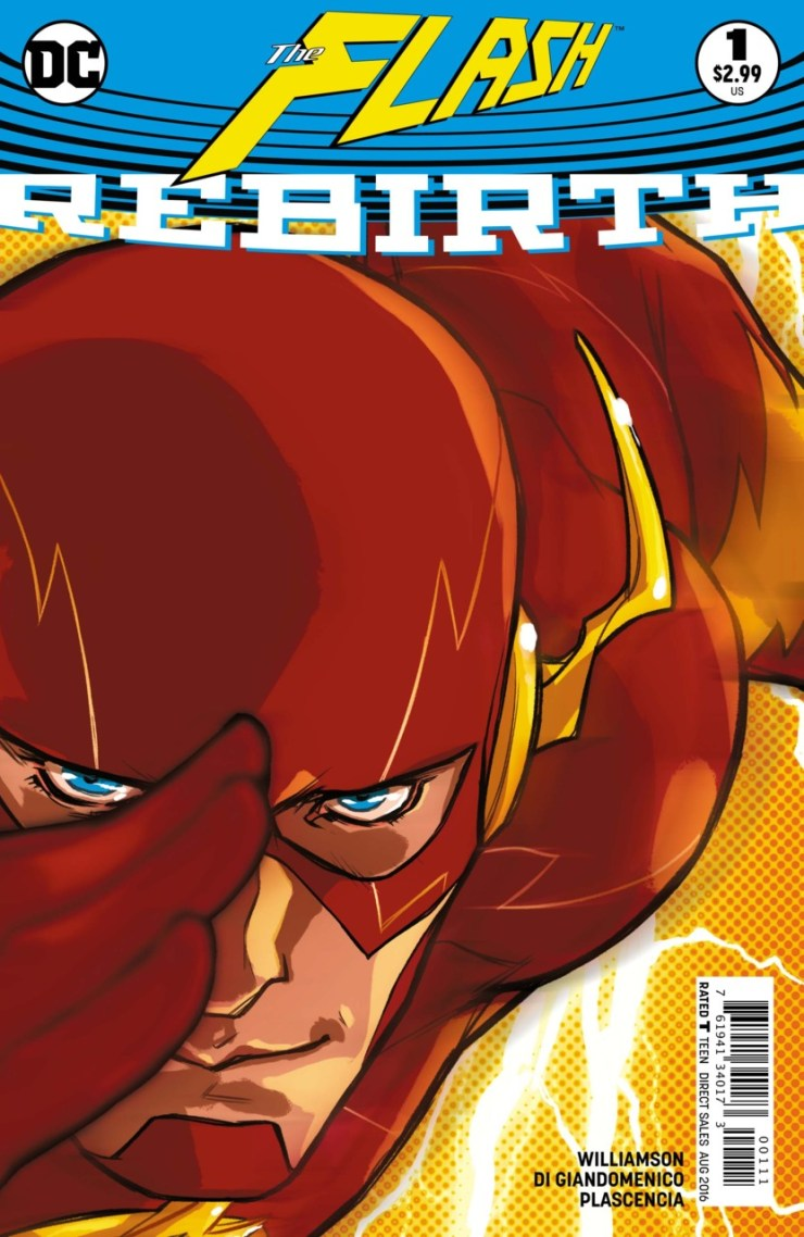 The Flash: Rebirth #1 Review