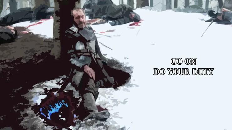 31 - Stannis Baratheon