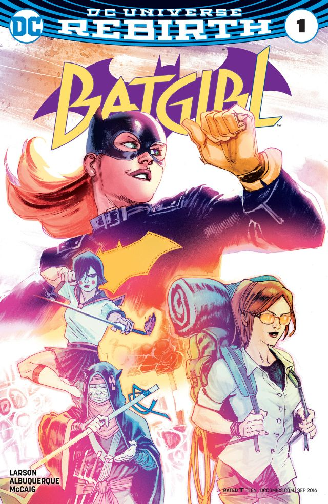 Batgirl #1 Review