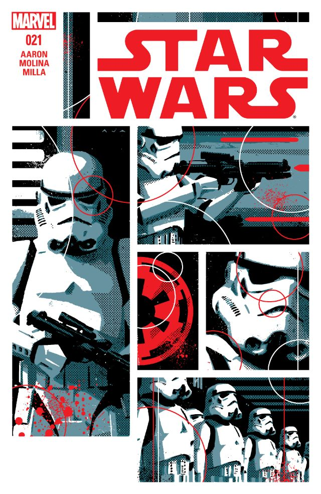 Star Wars #21 Review
