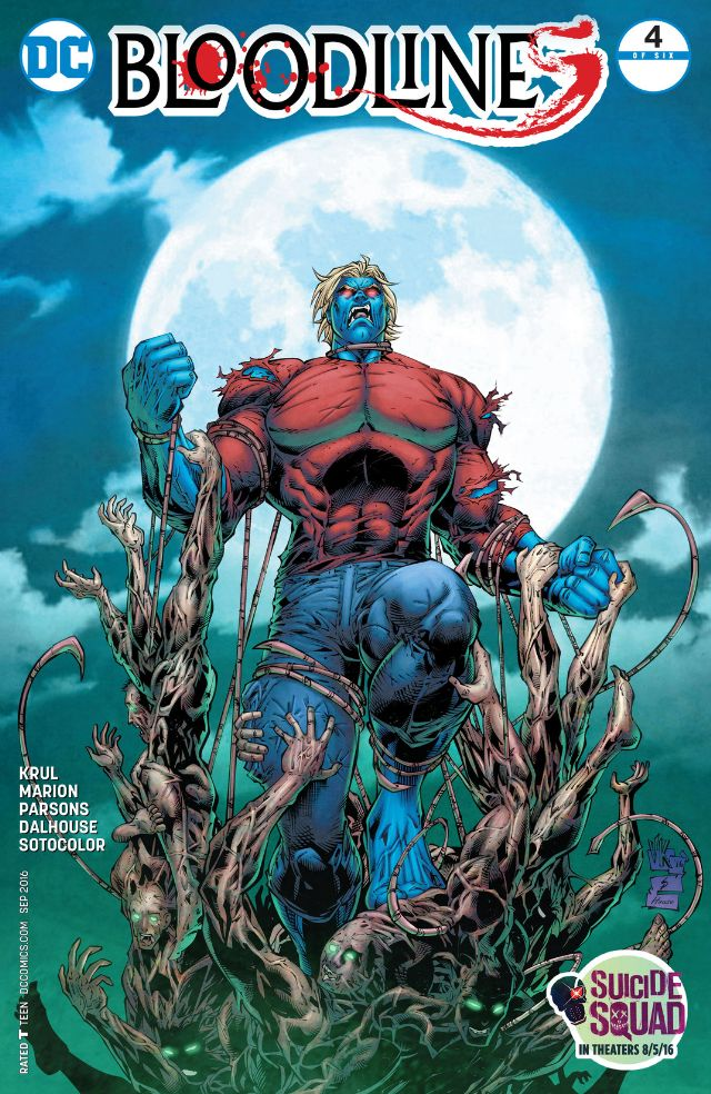 Bloodlines #4 Review