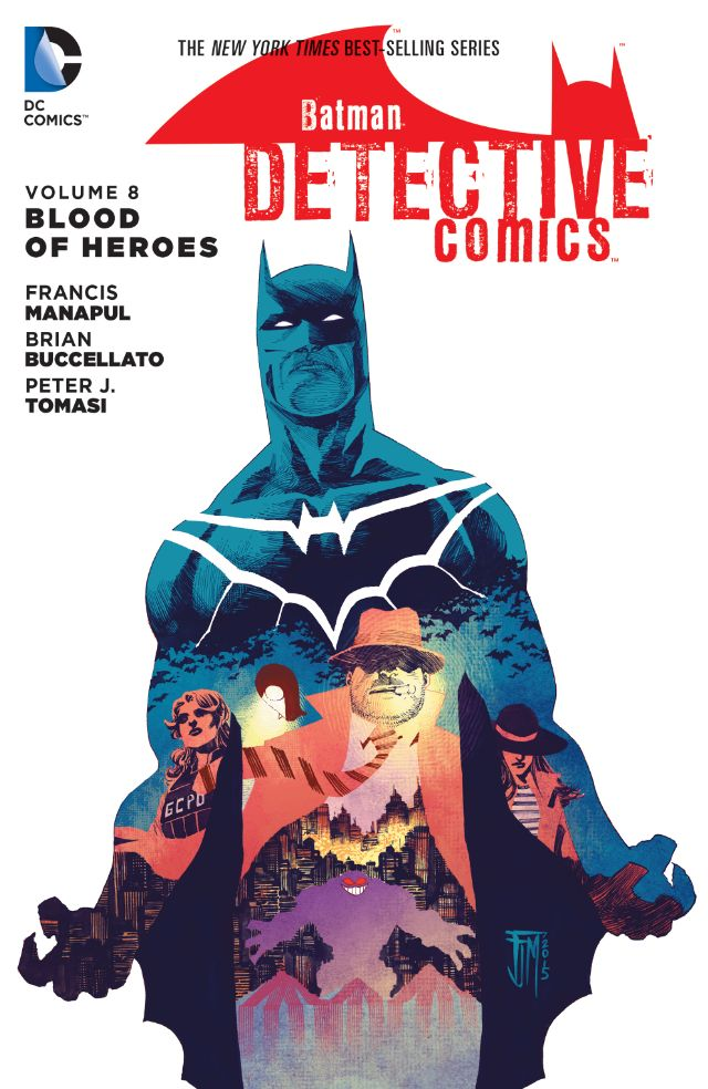 Detective Comics Vol. 8 Review: 5 Reasons Why Jim Gordon's Batman is One of the Best