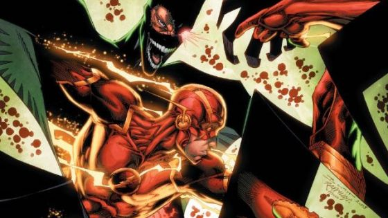 The Flash has always been a speedster, but some of the best stories involve time. The thing is, with the New 52 came a Barry Allen that was a bit younger and unaware of the abilities his powers could bestow on time. This volume explores that and the trigger is a super team hellbent on killing him. Is it good?