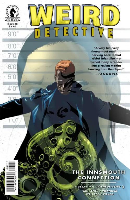 Weird Detective #2 Review