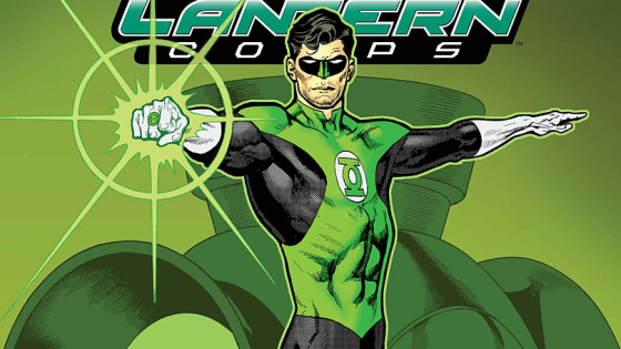 While the Rebirth issue didn't click with me, I am still pretty interested in seeing the next part of Hal Jordan and the Green Lantern Corps.  Let's see what Robert Venditti has in store for us.  Is it good?