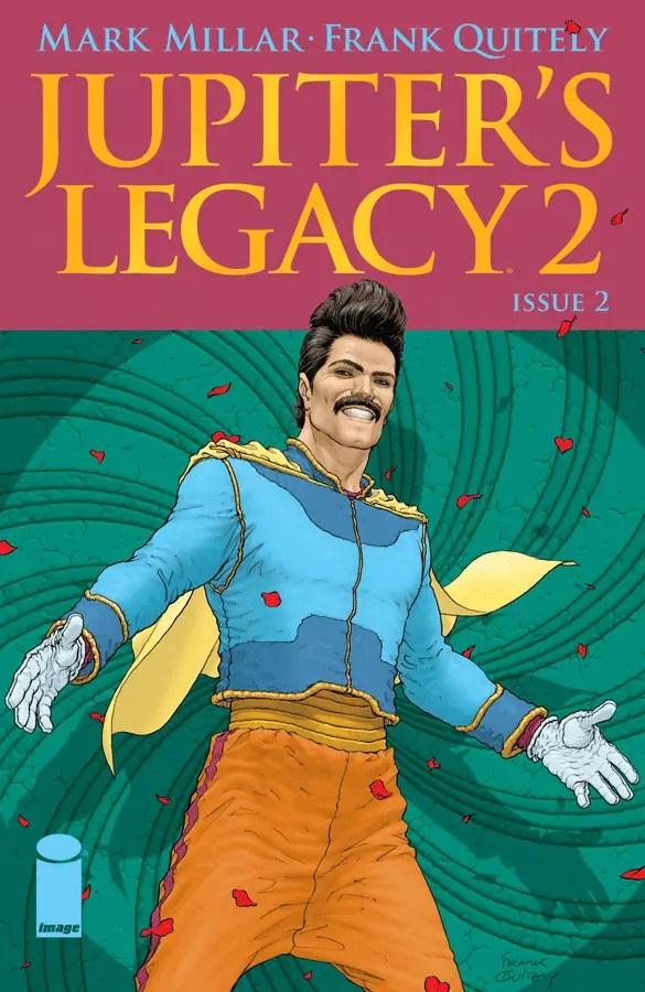 Jupiter's Legacy 2 #2 Review