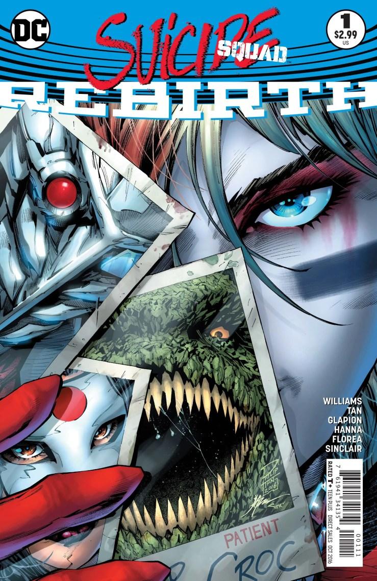 Suicide Squad: Rebirth #1 Review