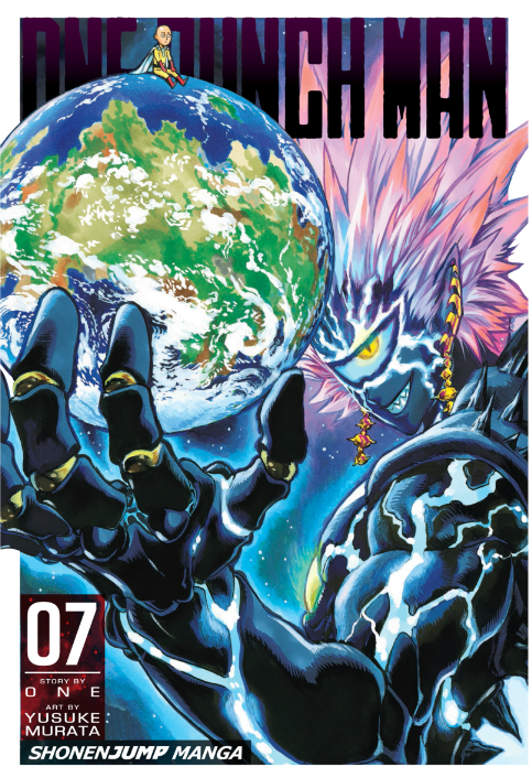 One Punch Man Vol. 7 Review