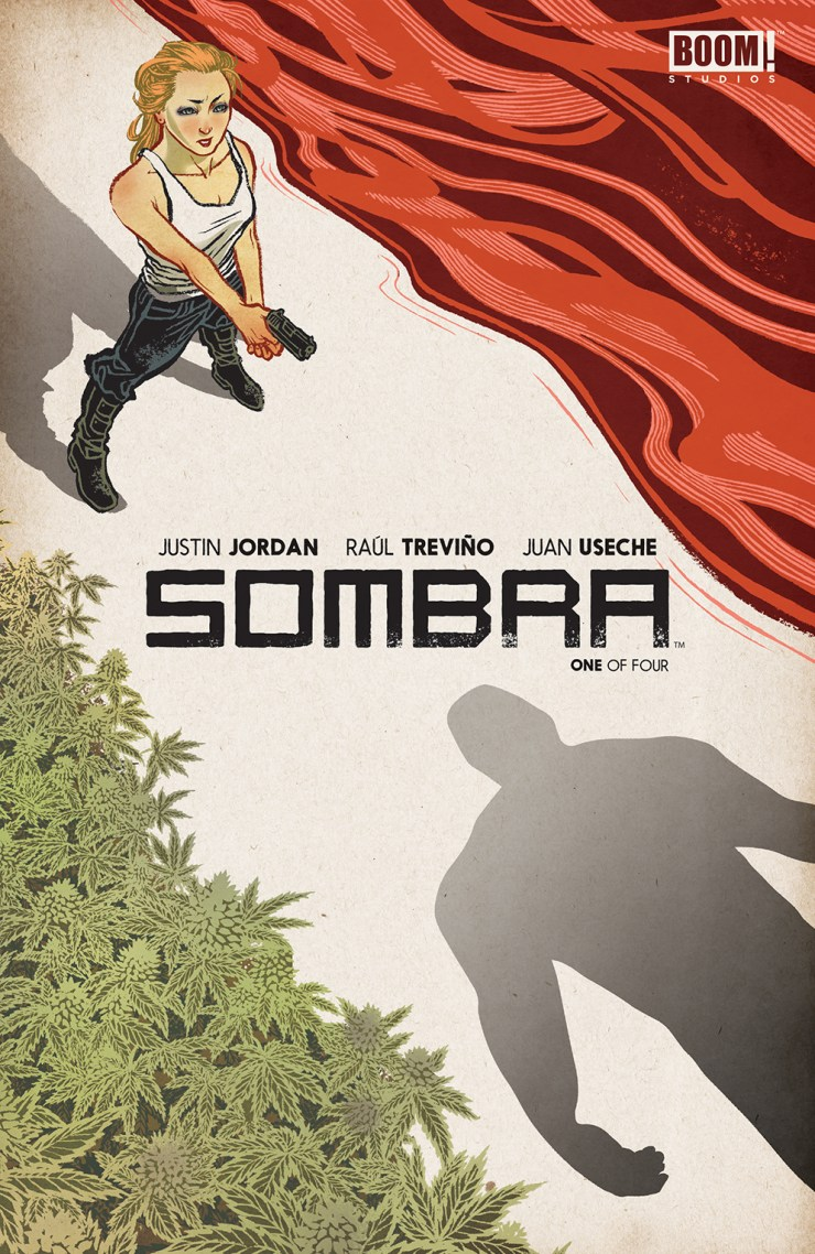 Ever since the film Sicario I've wondered how true the film really was to history. It was recently revealed a sequel is in the works and I couldn't be happier as it means we'll go a little deeper into the world of the Mexican drug cartel. This new series from BOOM!, Sombra, does just that too, but is it good?