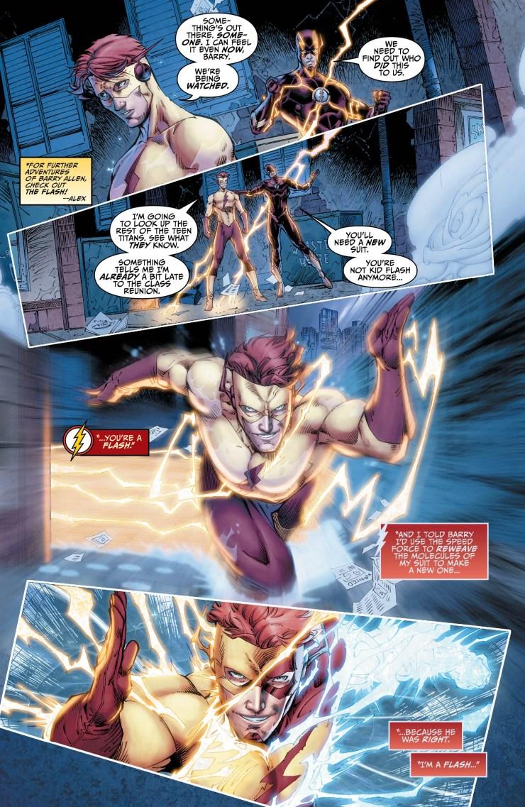 Titans #1 Review