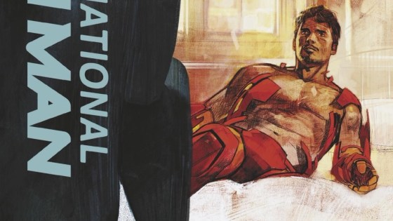 New York, NY—July 1st, 2016 — As Tony Stark stands at the frontlines of one of the biggest events in Marvel's history, behind the scenes he wages a much more personal battle. Long teased and long rumored, the truth will finally stand revealed as Tony Stark comes face-to-face with his biological mother in INTERNATIONAL IRON MAN #5! Amid sins past and villains long dormant, superstar creators Brian Michael Bendis and Alex Maleev reveal another piece in the puzzle of the Armored Avenger's history! So, who is Tony Stark really? The time has come to uncover what his true legacy is. As half his true parentage comes to light, how did his adoption long ago by Howard and Maria Stark come to pass? The answers you've been searching for start here! Find out as the mystery unfolds in INTERNATIONAL IRON MAN #5 – coming to comic shops and digital devices this July!