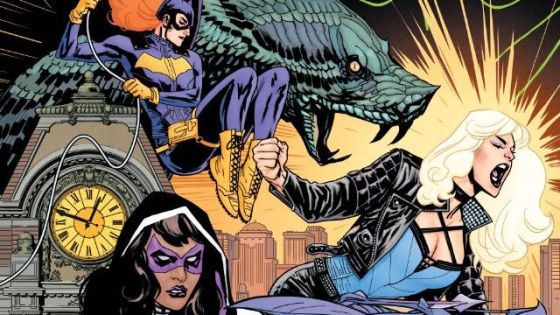 Batgirl may have top billing when it comes to the title of this series, but make no mistake the dynamic between the three female leads is the best element. She can't do it without them, but can you do without issue #1? Let's find out.