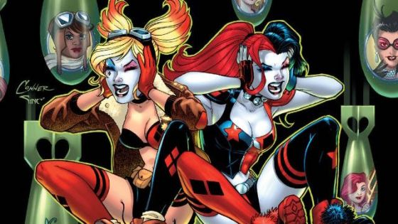Harley Quinn versus the Nazis...who ya got? Is it good?