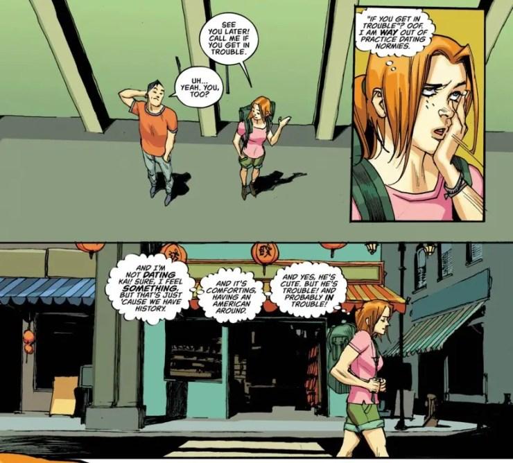 Batgirl #2 Review