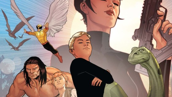 The forces of F.E.A.R. versus Johnny Quest, Birdman and more.
