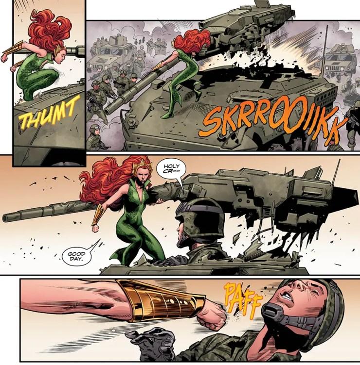 Aquaman #5 Review