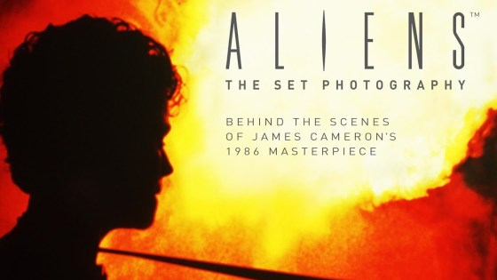 Aliens: The Set Photography Review
