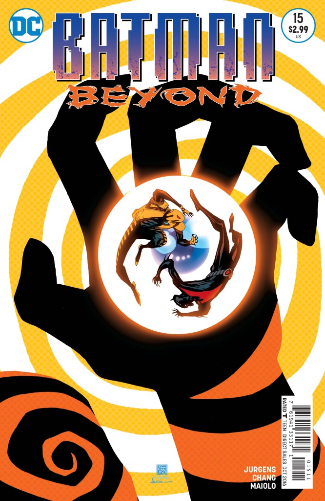 Batman Beyond #15 Review