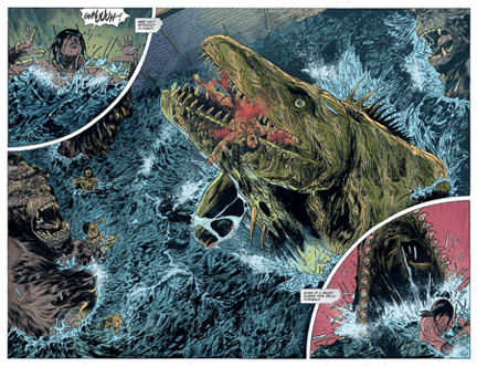 Kong of Skull Island #2 Review