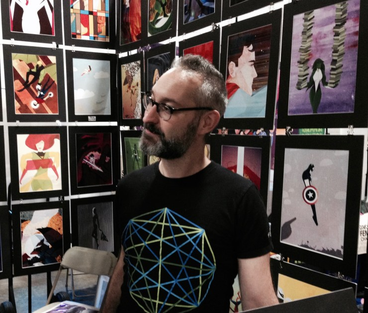 My Boston Comic Con 2016 Diary