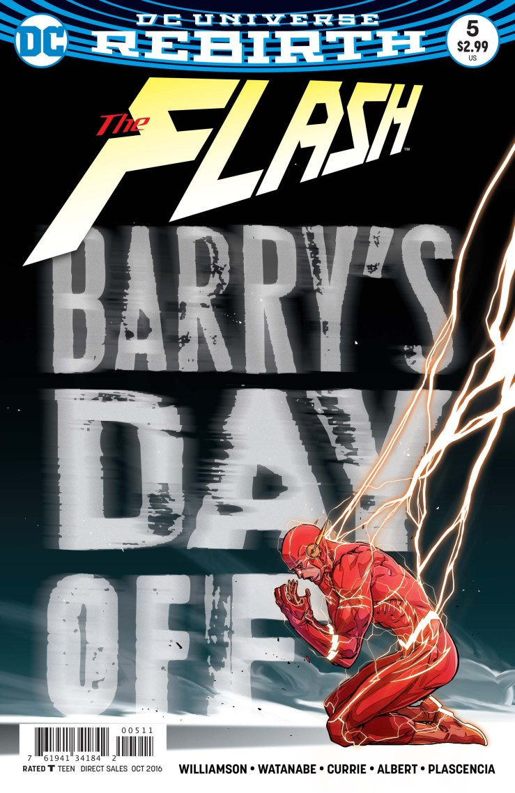 The Flash #5 Review
