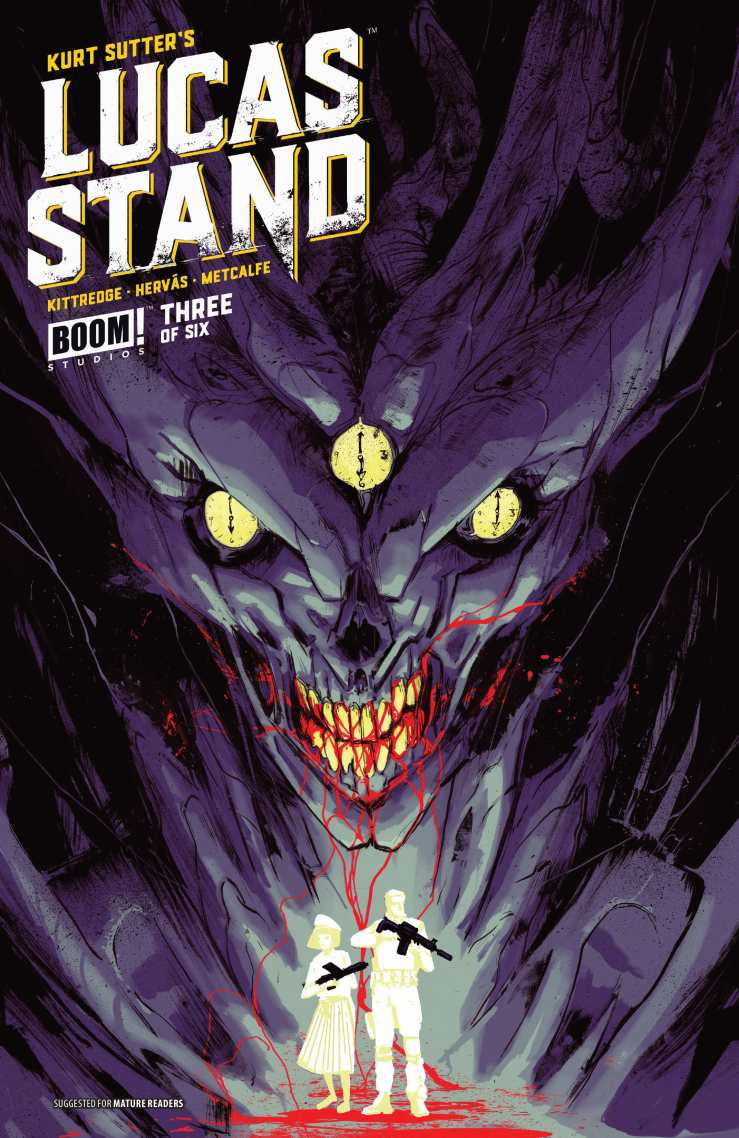 Lucas Stand #3 Review