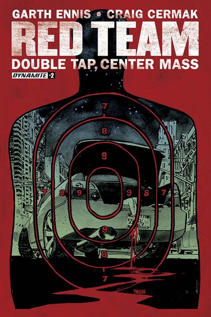 Red Team: Double Tap, Center Mass #2 Review