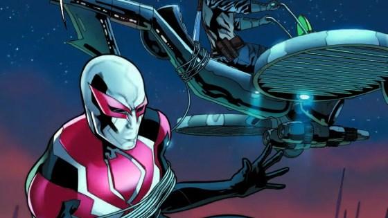 Marvel Preview: Spider-Man 2099 #14