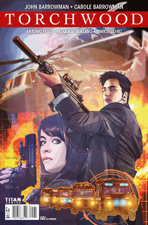 Torchwood #1 Review